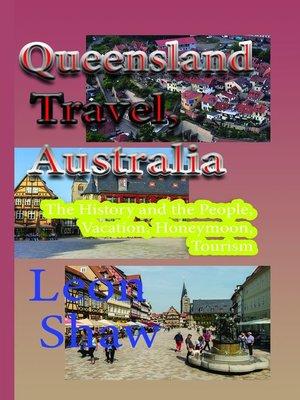 cover image of Queensland Travel, Australia