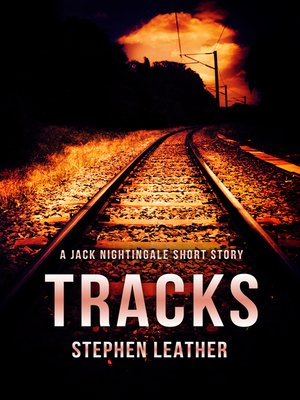 cover image of Tracks (A Jack Nightingale Short Story)