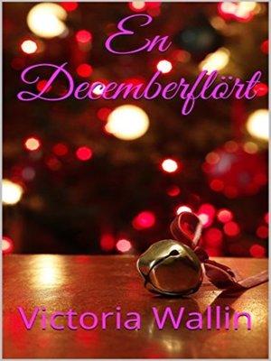 cover image of En Decemberflört