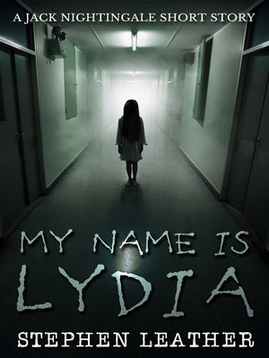 cover image of My Name Is Lydia (A Jack Nightingale Short Story)