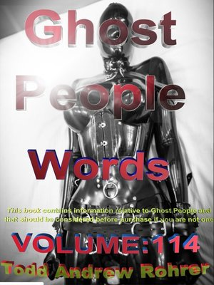 cover image of Volume: 114