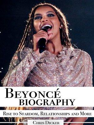 cover image of Beyoncé Biography