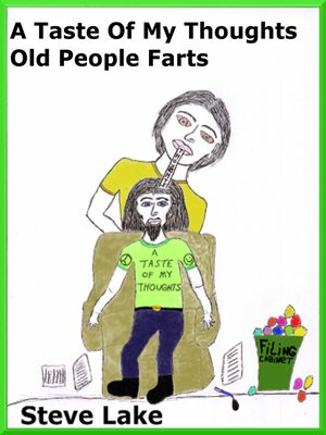 cover image of A Taste of My Thoughts Old People Farts