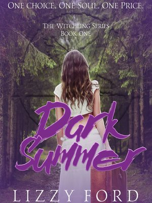 cover image of Dark Summer (#1, Witchling Series)