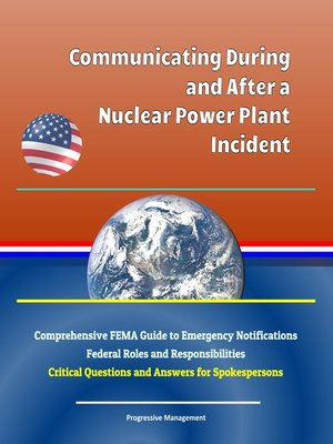 cover image of Communicating During and After a Nuclear Power Plant Incident
