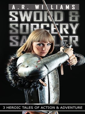 cover image of Sword and Sorcery Sampler
