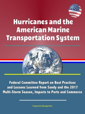 cover image of Hurricanes and the American Marine Transportation System