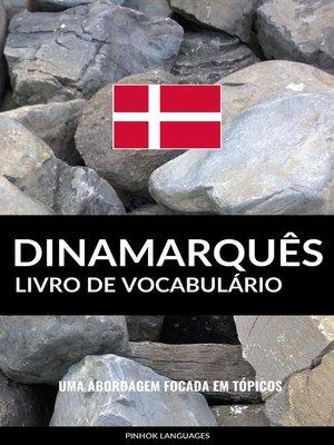 cover image of Livro de Vocabulário Dinamarquês