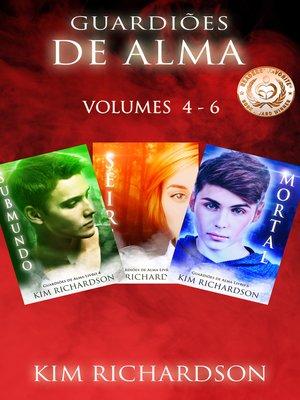 cover image of Guardiões de Alma volumes 4