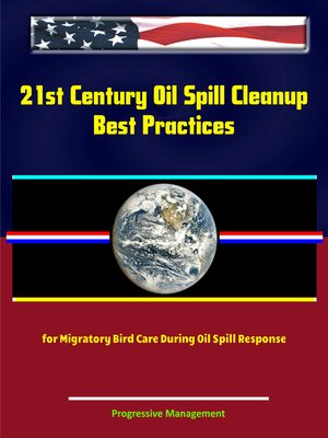 cover image of 21st Century Oil Spill Cleanup