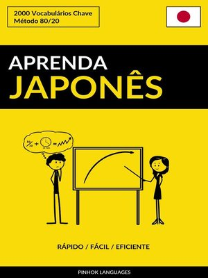 cover image of Aprenda Japonês