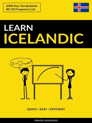 cover image of Learn Icelandic