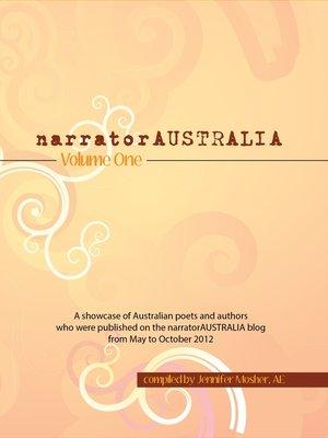 cover image of narratorAUSTRALIA Volume One