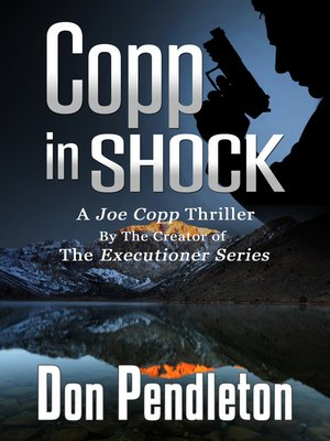 cover image of Copp In Shock, a Joe Copp Thriller