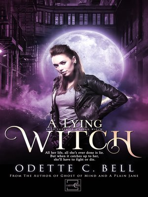 cover image of A Lying Witch Book Three