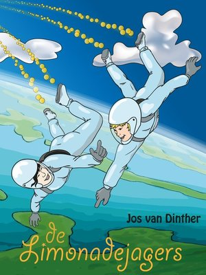 cover image of De Limonadejagers