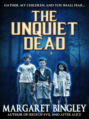 cover image of The Unquiet Dead