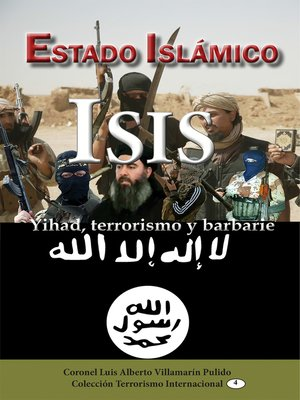 cover image of Estado Islámico-ISIS