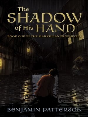 cover image of The Shadow of His Hand