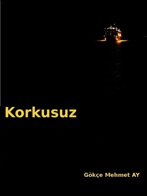 cover image of Korkusuz
