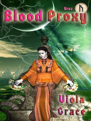 cover image of Blood Proxy