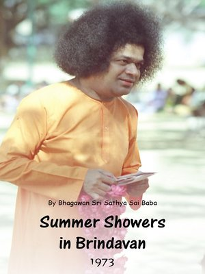 cover image of Summer Showers In Brindavan, 1973