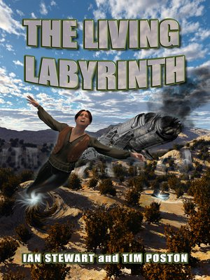 cover image of The Living Labyrinth