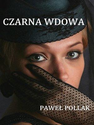 cover image of Czarna wdowa