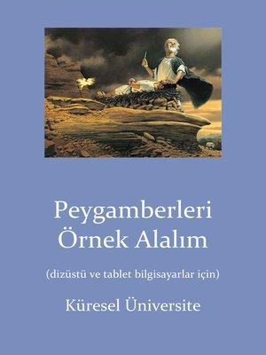 cover image of Peygamberleri Örnek Alalım