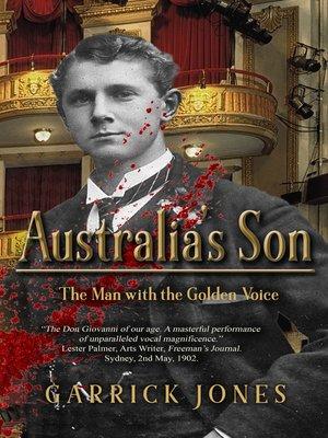 cover image of Australia's Son