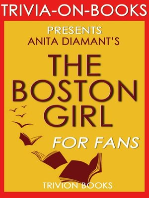 cover image of The Boston Girl