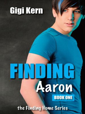 cover image of Finding Aaron