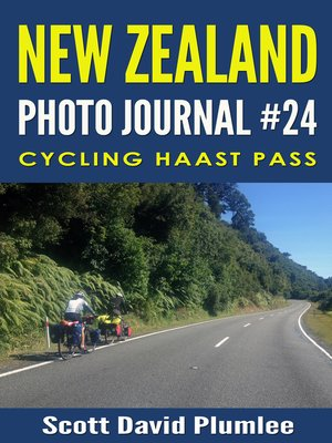 cover image of New Zealand Photo Journal #24