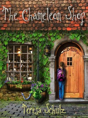 cover image of The Chameleon Shop Book One