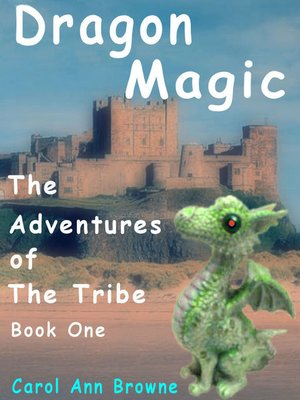 cover image of Dragon Magic