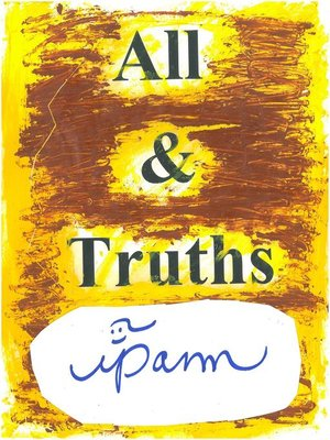 cover image of All and Truths