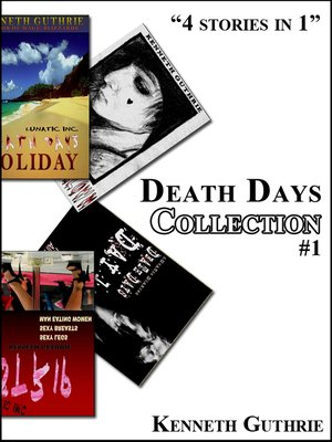 cover image of Death Day's Collection
