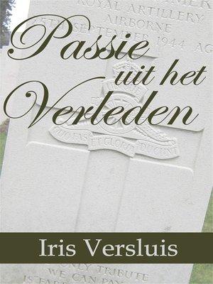 cover image of Passie uit het verleden