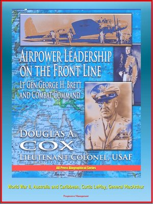 cover image of Airpower Leadership on the Front Line