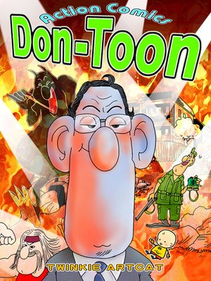 cover image of Don-Toon, Book 1