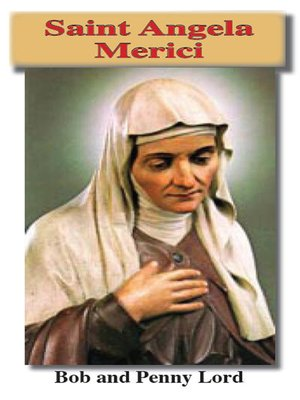 cover image of Saint Angela Merici