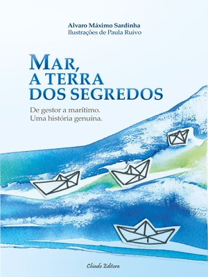 cover image of Mar, a Terra dos Segredos