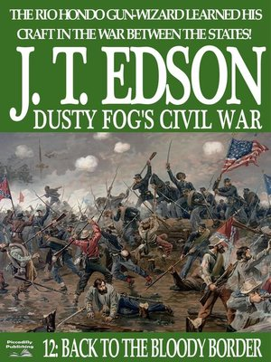 cover image of Dusty Fog's Civil War 12