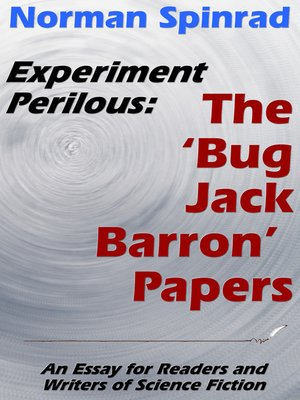cover image of Experiment Perilous