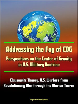 cover image of Addressing the Fog of COG