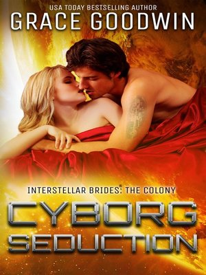 cover image of Cyborg Seduction