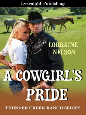 cover image of A Cowgirl's Pride