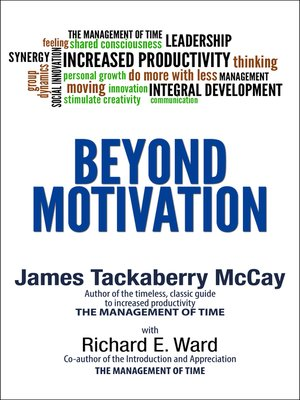 cover image of Beyond Motivation