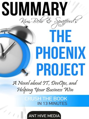 cover image of Kim, Behr & Spafford's the Phoenix Project