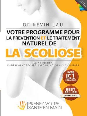 cover image of Votre programme pour la prévention et le traitement naturel de la scoliose (4e Édition)